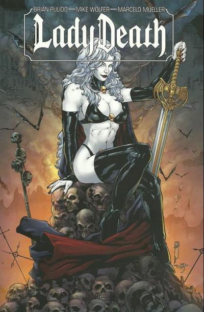 Couverture Lady Death tome 1