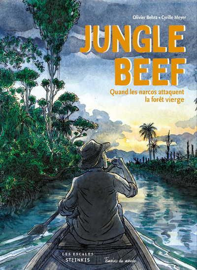 Couverture Jungle beef