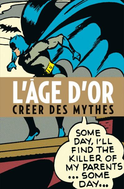 Page 4 DC comics anthologie
