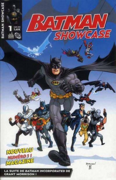 Couverture Batman showcase tome 1