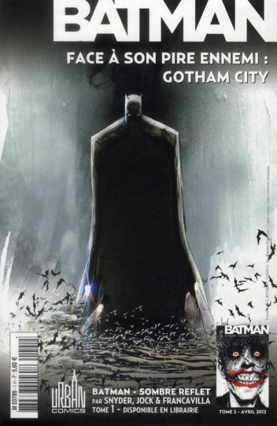 Dos Batman showcase tome 1