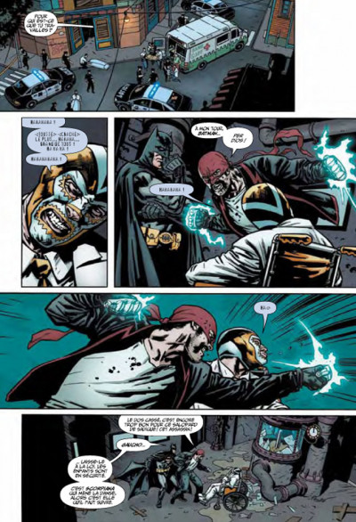 Page 1 Batman showcase tome 1