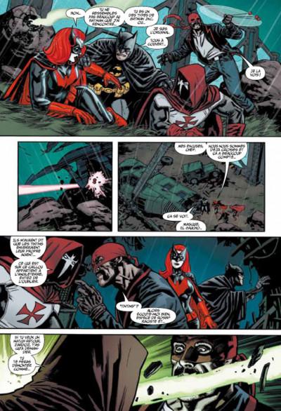 Page 2 Batman showcase tome 1