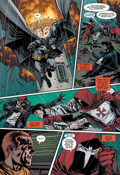 Page 3 Batman showcase tome 1