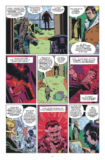 Page 6 Watchmen