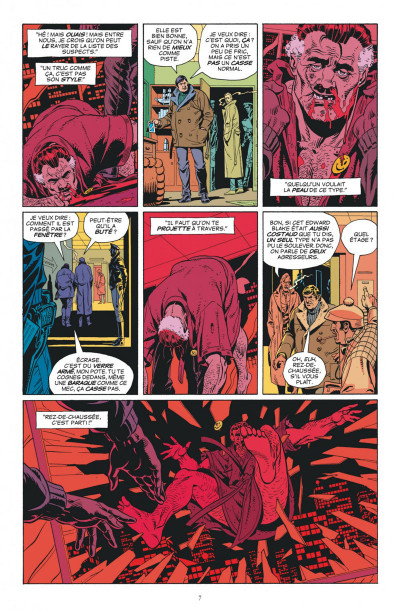 Page 7 Watchmen
