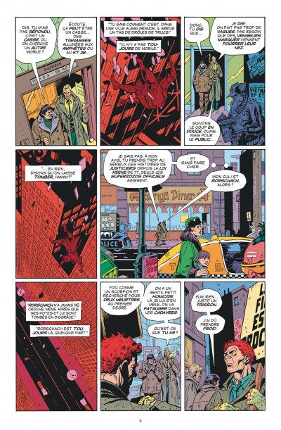 Page 8 Watchmen