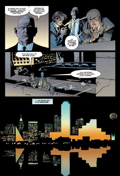 Page 2 100 bullets - souple tome 15
