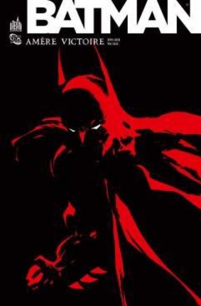 Couverture Batman ; amère victoire