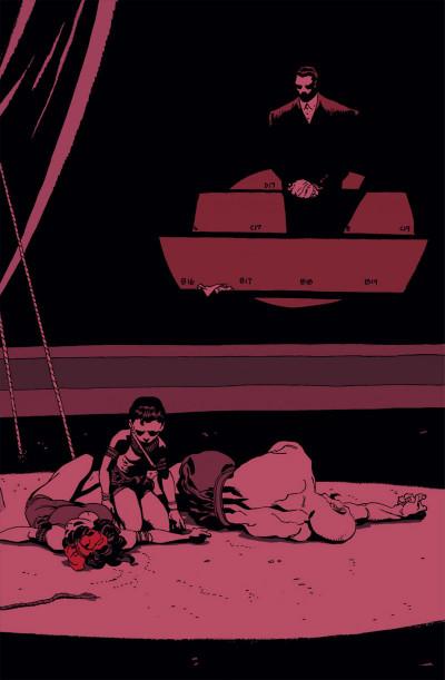 Page 5 Batman ; amère victoire