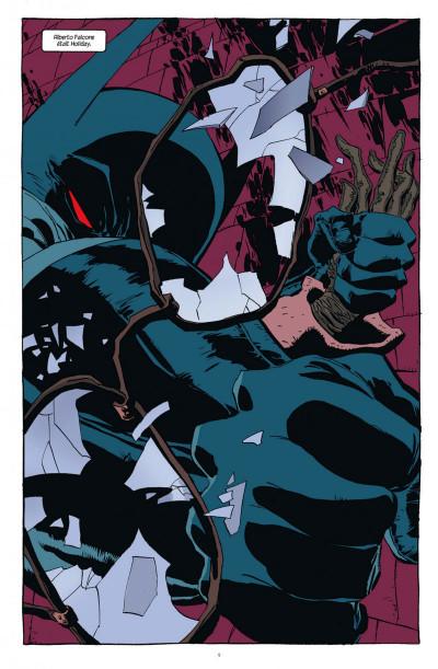 Page 9 Batman ; amère victoire