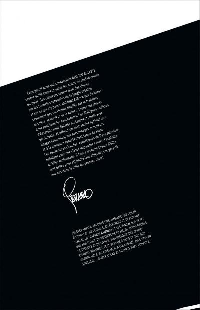 Page 2 100 bullets - cartonné tome 1