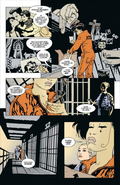 Page 8 100 bullets - cartonné tome 1