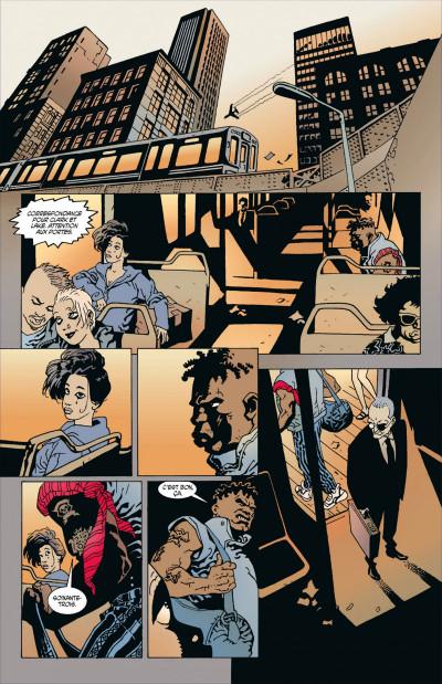 Page 9 100 bullets - cartonné tome 1