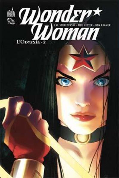 Couverture Wonder Woman - l'odyssée tome 2