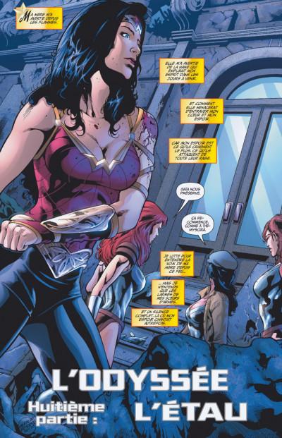 Page 1 Wonder Woman - l'odyssée tome 2