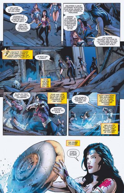 Page 2 Wonder Woman - l'odyssée tome 2