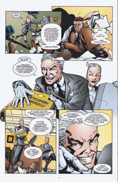 Page 2 Superman - super fiction tome 2