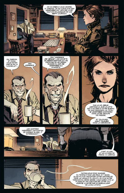 Page 6 American Vampire Legacy  tome 1