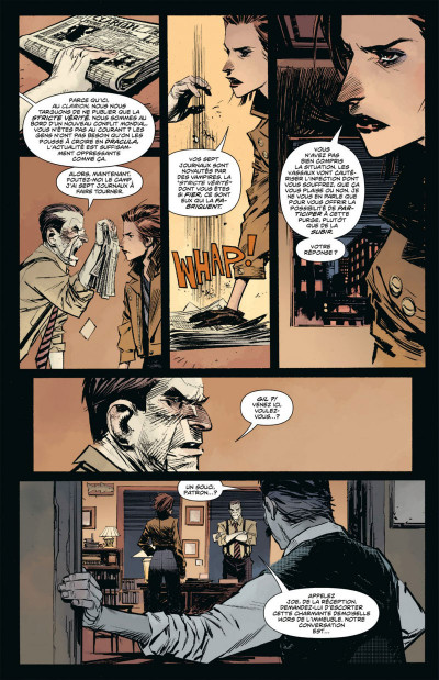 Page 7 American Vampire Legacy  tome 1