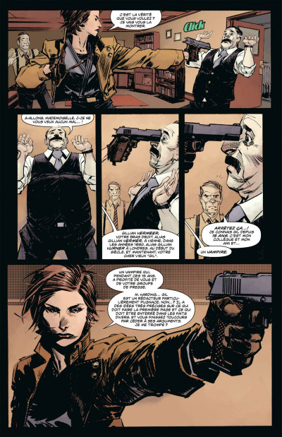 Page 8 American Vampire Legacy  tome 1