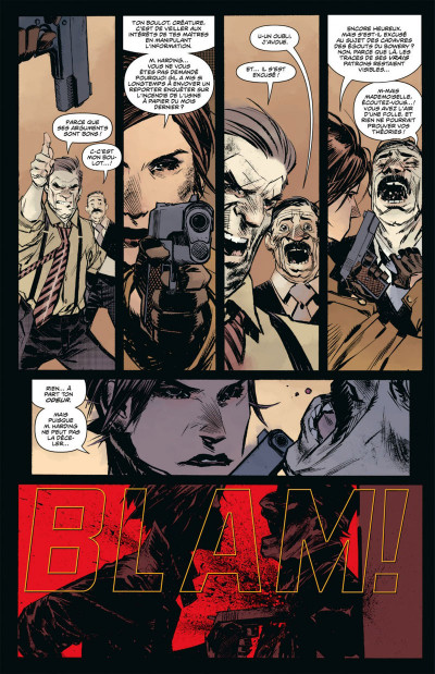 Page 9 American Vampire Legacy  tome 1