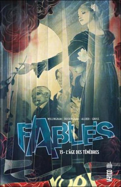 Couverture fables tome 15 - l'âge des ténèbres (souple)