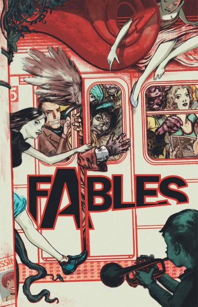 Page 3 Fables tome 1 - légendes en exil (cartonné)