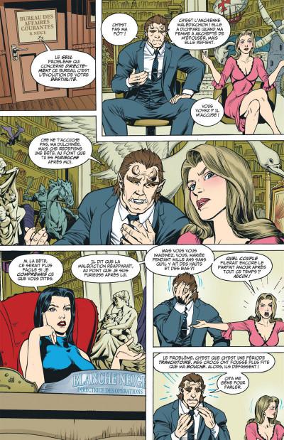 Page 8 Fables tome 1 - légendes en exil (cartonné)