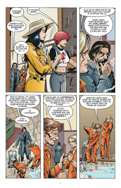 Page 7 Fables tome 2 - la ferme des animaux (cartonné)