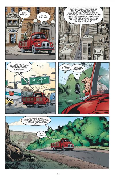 Page 9 Fables tome 2 - la ferme des animaux (cartonné)