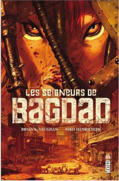 Couverture Les Seigneurs de Bagdad