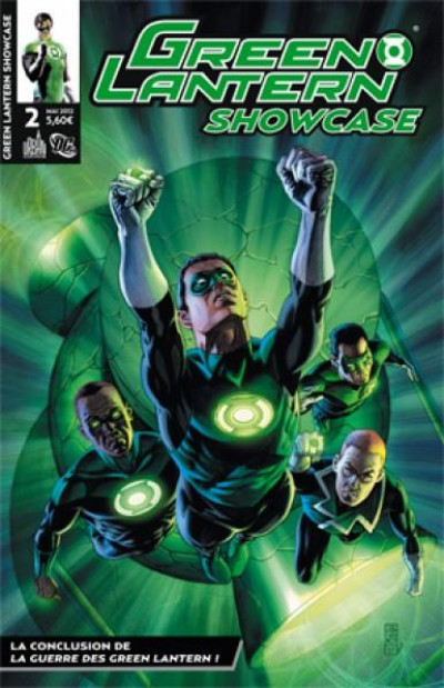 image de Green Lantern showcase tome 2