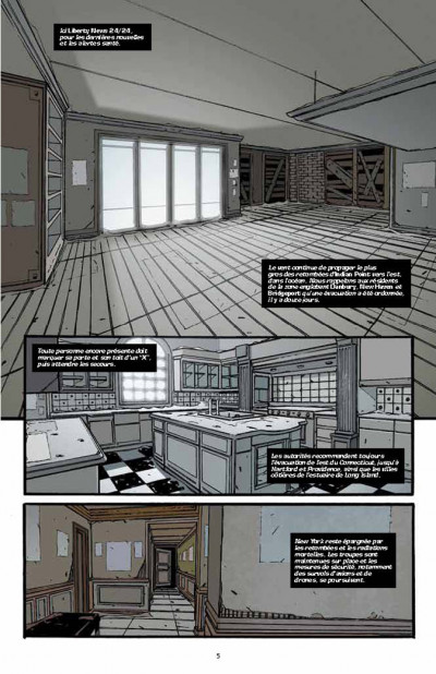 Page 1 DMZ tome 10 - porté disparu (souple)