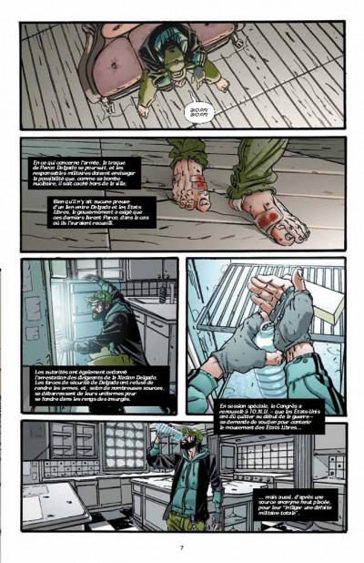 Page 3 DMZ tome 10 - porté disparu (souple)
