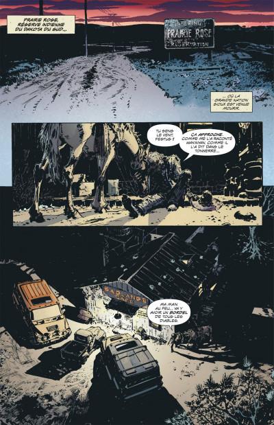 Page 7 Scalped tome 1 - cartonné