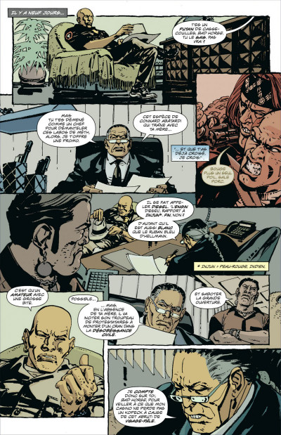 Page 0 Scalped tome 2 - cartonné