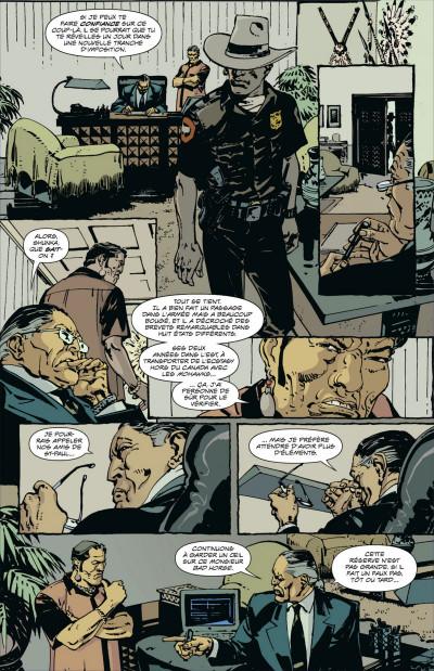 Page 1 Scalped tome 2 - cartonné