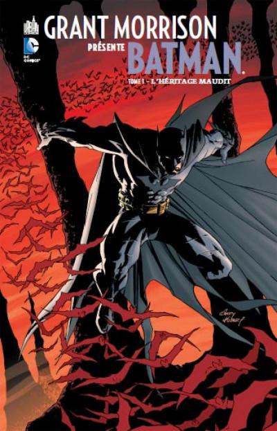 Couverture Grant Morrison présente Batman tome 1