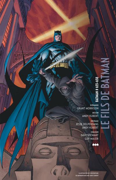 Page 6 Grant Morrison présente Batman tome 1