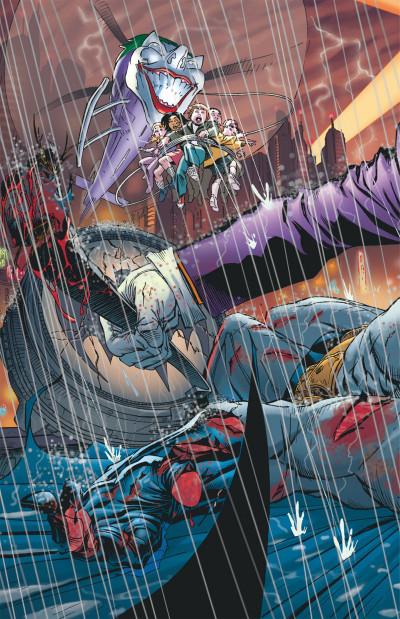 Page 8 Grant Morrison présente Batman tome 1