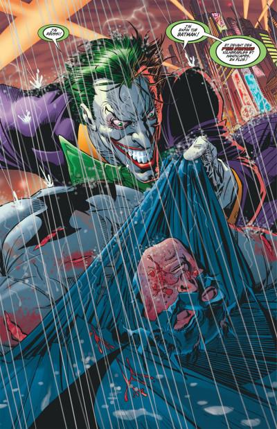 Page 9 Grant Morrison présente Batman tome 1