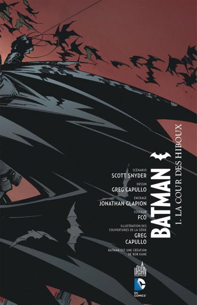 Page 3 Batman tome 1 - la cour des hiboux