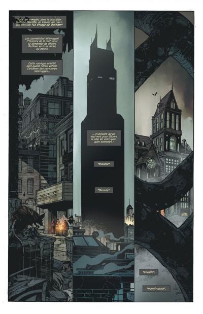 Page 5 Batman tome 1 - la cour des hiboux