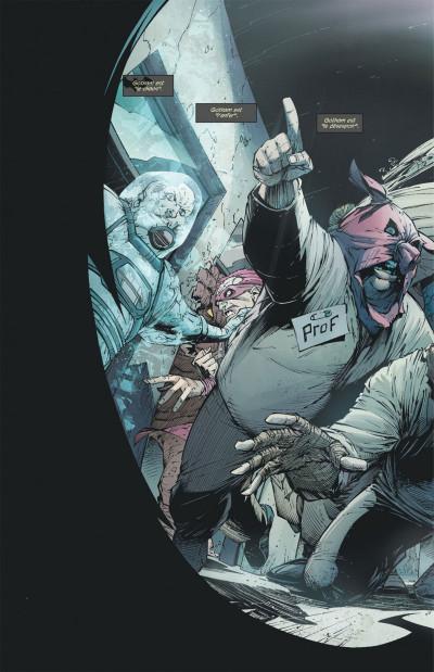 Page 6 Batman tome 1 - la cour des hiboux