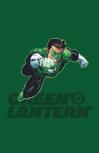 Page 1 Green Lantern tome 1 - Sinestro