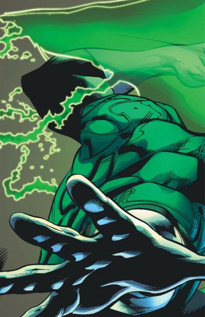 Page 2 Green Lantern tome 1 - Sinestro