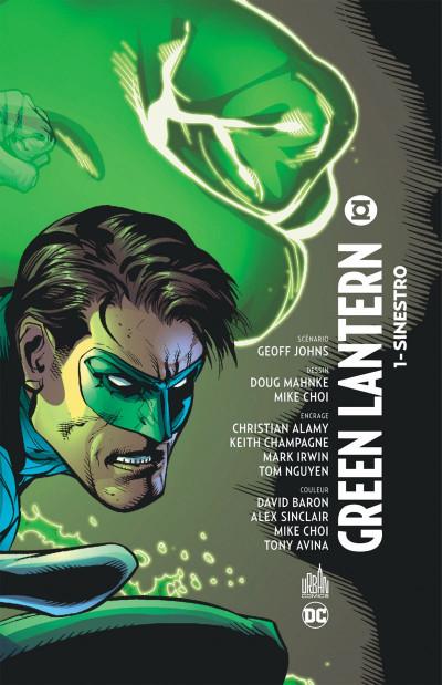 Page 3 Green Lantern tome 1 - Sinestro