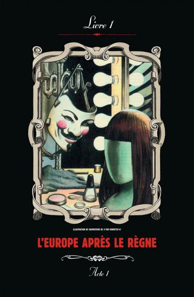 Page 6 V pour Vendetta
