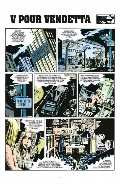 Page 8 V pour Vendetta